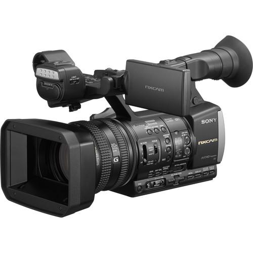 กล้องวีดีโอ Sony HXR-NX3/1 NXCAM Professional Handheld Camcorder