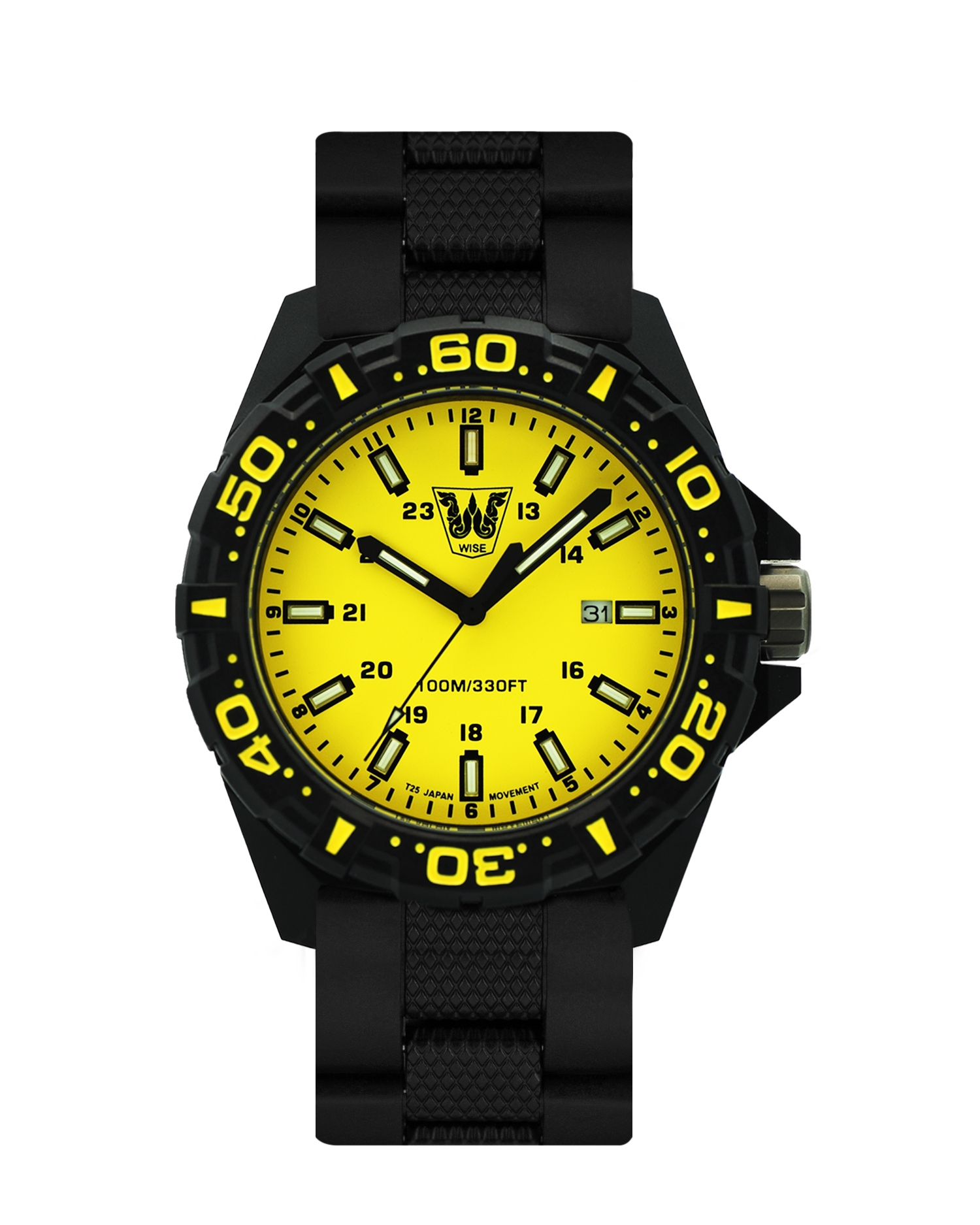 43Yellow ll Carbon