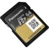 เมมโมรี่การ์ด Panasonic AJ-P2M064AG 64GB microP2 UHS-II Memory Card