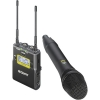 Sony UWP-D12 Integrated Digital Wireless Handheld Microphone ENG System