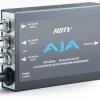 AJA HD10AM HD/SD 8 Channel AES Embedder/Disembedder