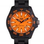T100 Orange Carbon