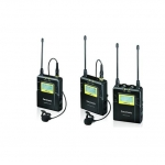 Saramonic Wireless TX9 Set 2 UHF Wireless Microphone Package