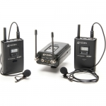 Azden 330LT UHF On-Camera Dual Bodypack System