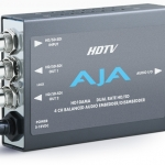 AJA HD10AMA Analog Audio Embed/Disembed