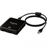 Panasonic AJ-MPD1G microP2 Drive USB 3.0 Card Reader
