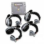 COMSTAR XT-4 4-User Full Duplex Intercom Wireless System