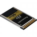 เมมโมรี่การ์ด Panasonic 60GB F-Series P2 Memory Card