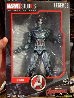 Marvel Studios Legend Series Avengers Age of Ultron the first 10 Years Figure