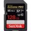SanDisk 128GB Extreme PRO UHS-I SDXC Memory Card (V30) thumbnail 1