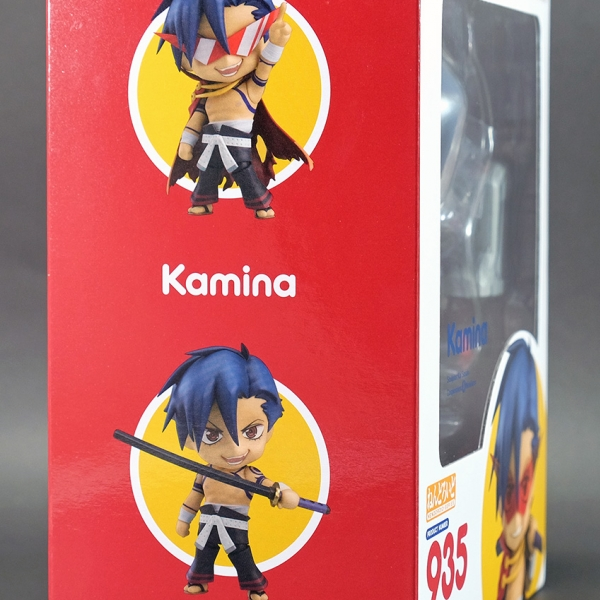 Kamina Nendoroid Action Figure # 935 Good Smile Company GURREN LAGANN