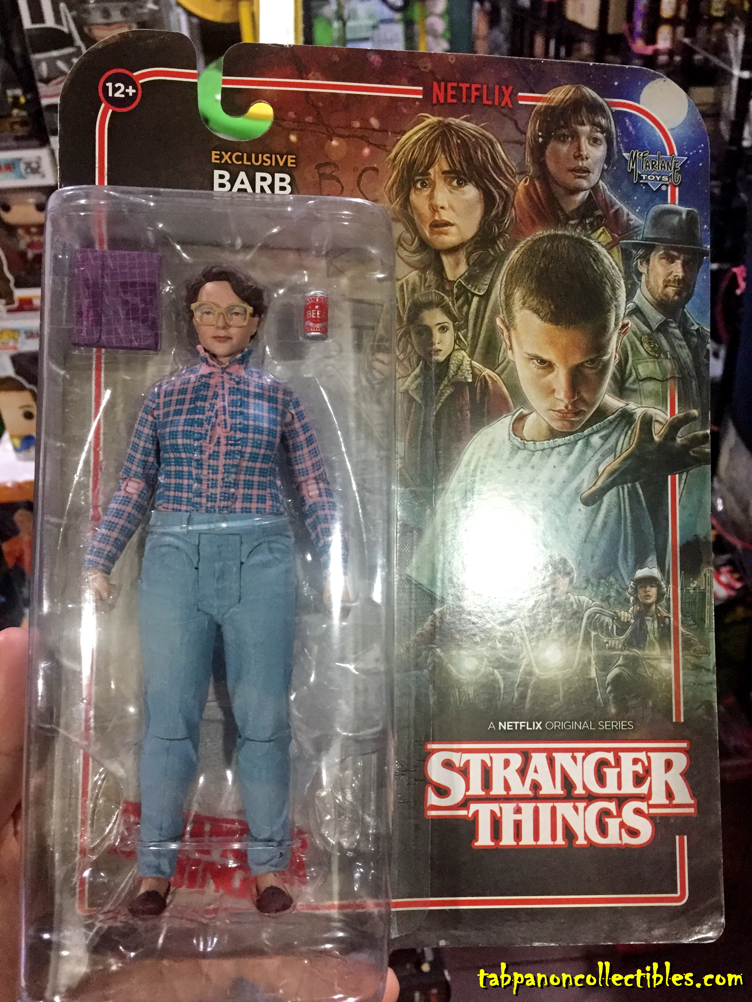 Barb Figurine d/'action Stranger Things Barbara Holland